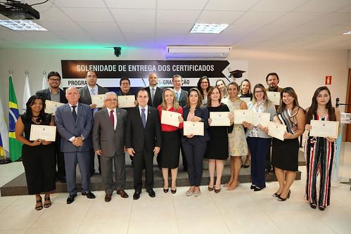 Solenidade de Entrega dos Certificados das Pós-Graduações (21)