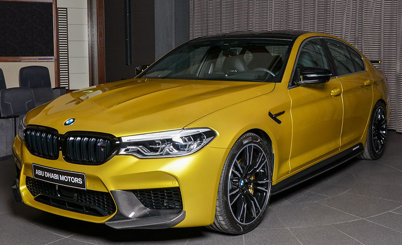 bmw-m5-yellow (3)