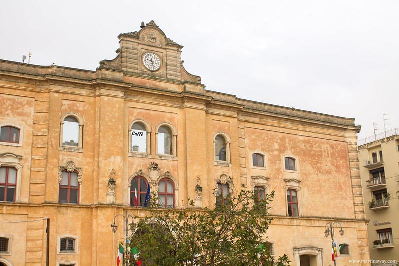 Ex Convento dell'Annunziata, cosa vedere a Matera