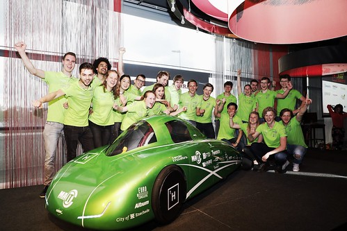 Car Presentation - team 2018 | by Green Team Twente