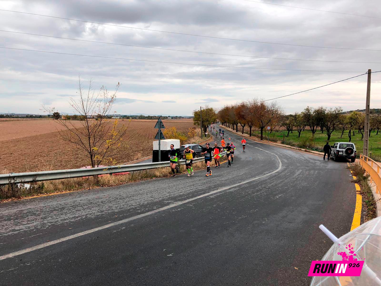 Medía Maratón de Miguelturra 2018