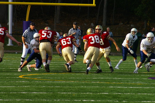 2005 vs. Xaverian | by BC High Archives