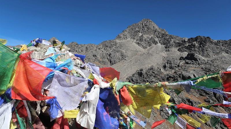 Surya Peak 5145 m, NEPAL, November 2018