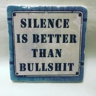 #bullshit #silence #henribanks
