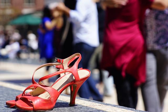 Heels for Tango