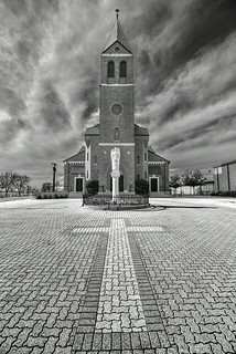 St Peters Catholic Chuch Lindsey, TX