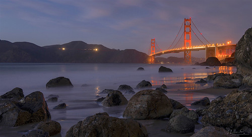 A Classical Perspective of the Golden Gate | by milton sun