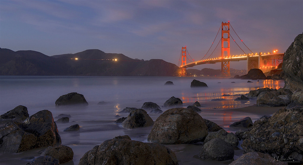 A Classical Perspective of the Golden Gate