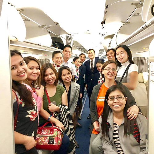 Blogger Friends with PAL Cabin Crew | by bogie2bogs