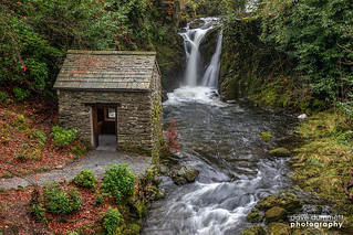 'The Grot', Rydal Hall | by Dave Dummett