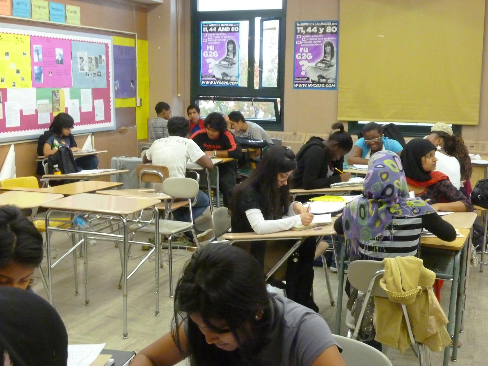 Hillcrest High School - District 28 - InsideSchools