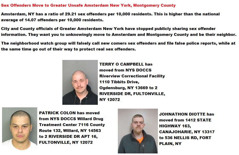 sex offender treatment in new york city