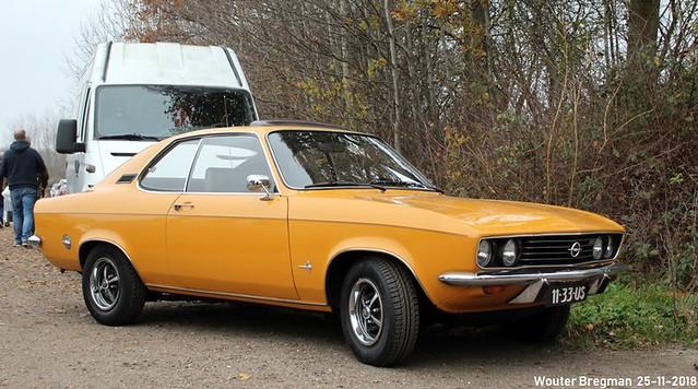 Opel Manta 1972
