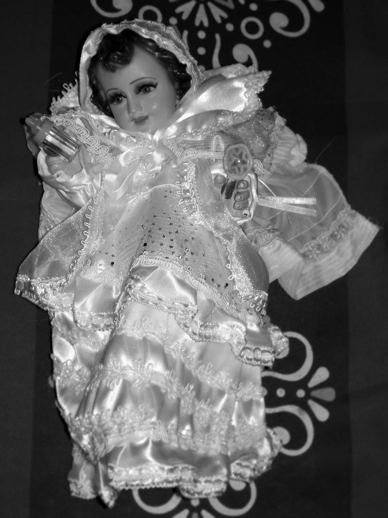 Niño Dios Vestido De Bebé Juan Xic Eseyosoyese Flickr