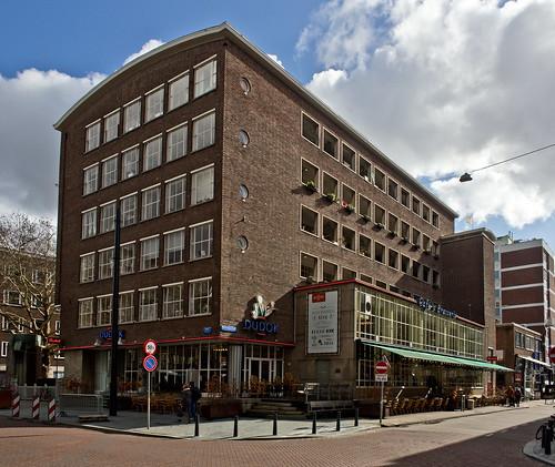 Rotterdam - Cafe Dudok / De Nederlanden
