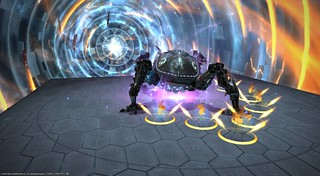 Final Fantasy XIV Stormblood: Omega | by PlayStation.Blog