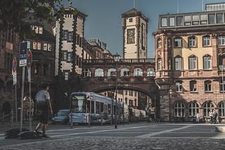 Frankfurt street