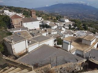 White Village Spain Andalusia © Spanien Andalusien Sierra Nevada Alpujarras © Andalucía La Alpujarra Granadina ©