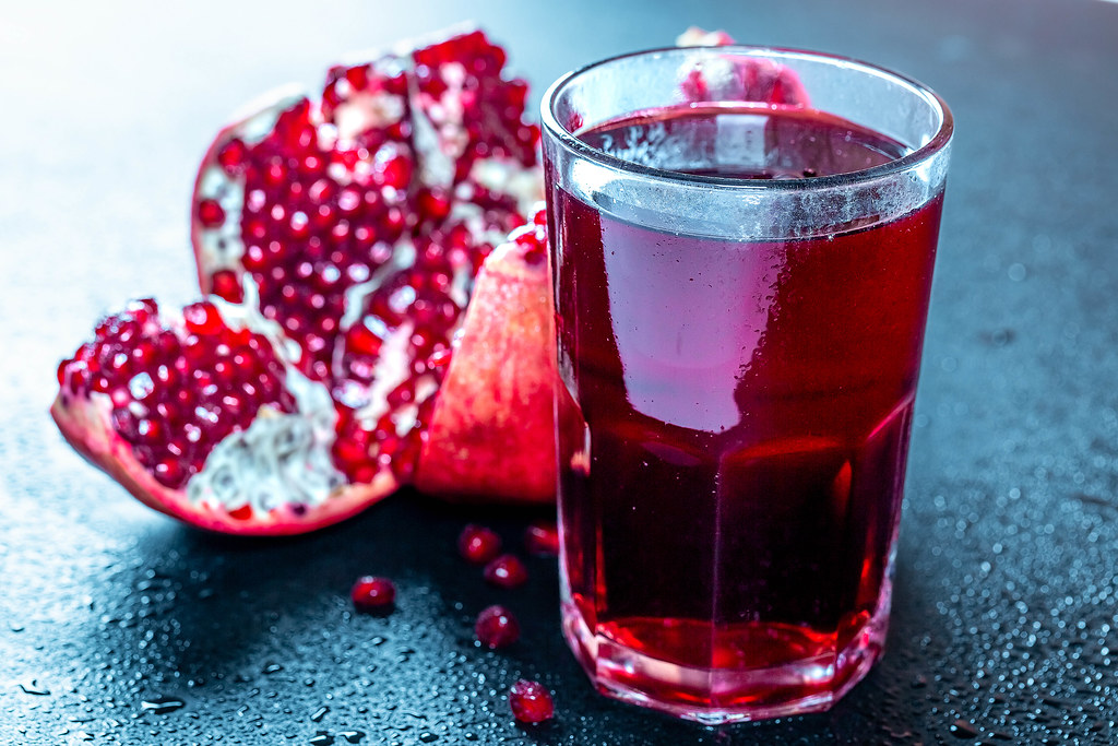 Image result for Pomegranate juice