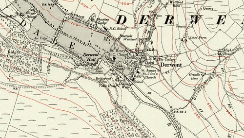 Derwent Map | by HughieDW