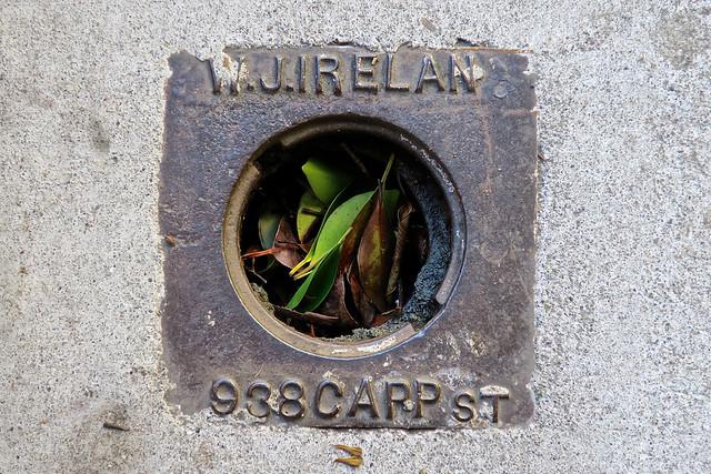 W.J. Irelan, San Francisco, CA