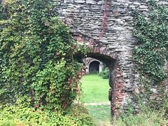 Sint-Baafsabdij - Ruines