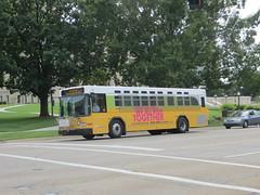 20170807 59 Topeka Metro bus, Topeka, Kansas