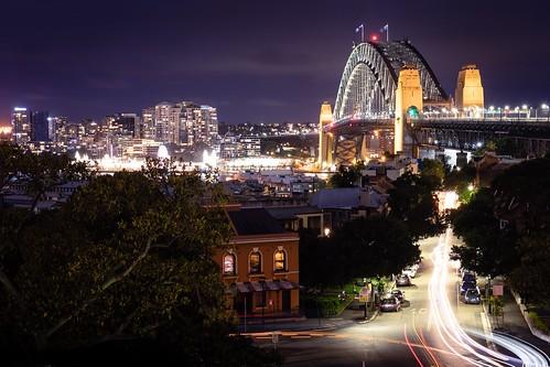observatoryhill harbourbridge sydney newsouthwales australia au