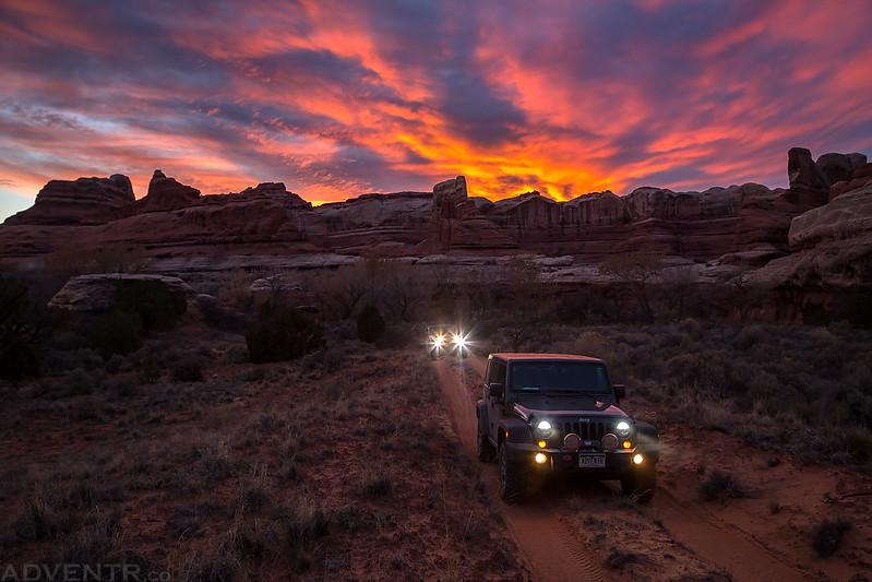 Horse Canyon Road
