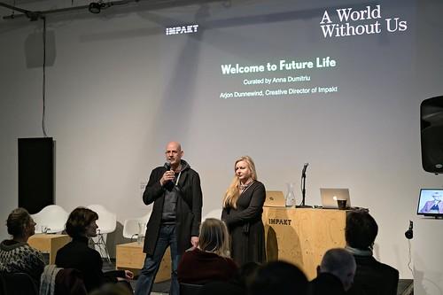IMPAKT Future Life – Conference, Utrecht