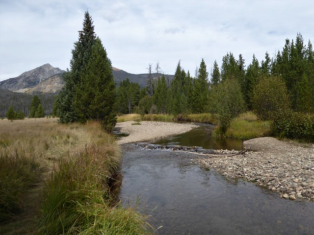 Colorado, Rocky Mountain National Park, Trail Ridge Road, Landscape