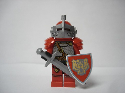 Bear red knight | by fdsm0376