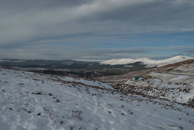View from Cairngorms