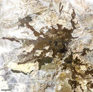 The Northwest area of Saudi Arabia, Harrat Lunayyir.