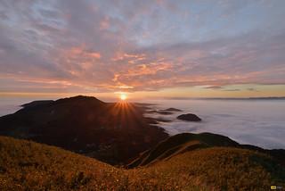 Datun Sunrise | by Ceibga