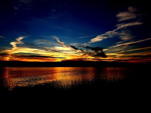 sunset clouds skyporn samsung galaxys9