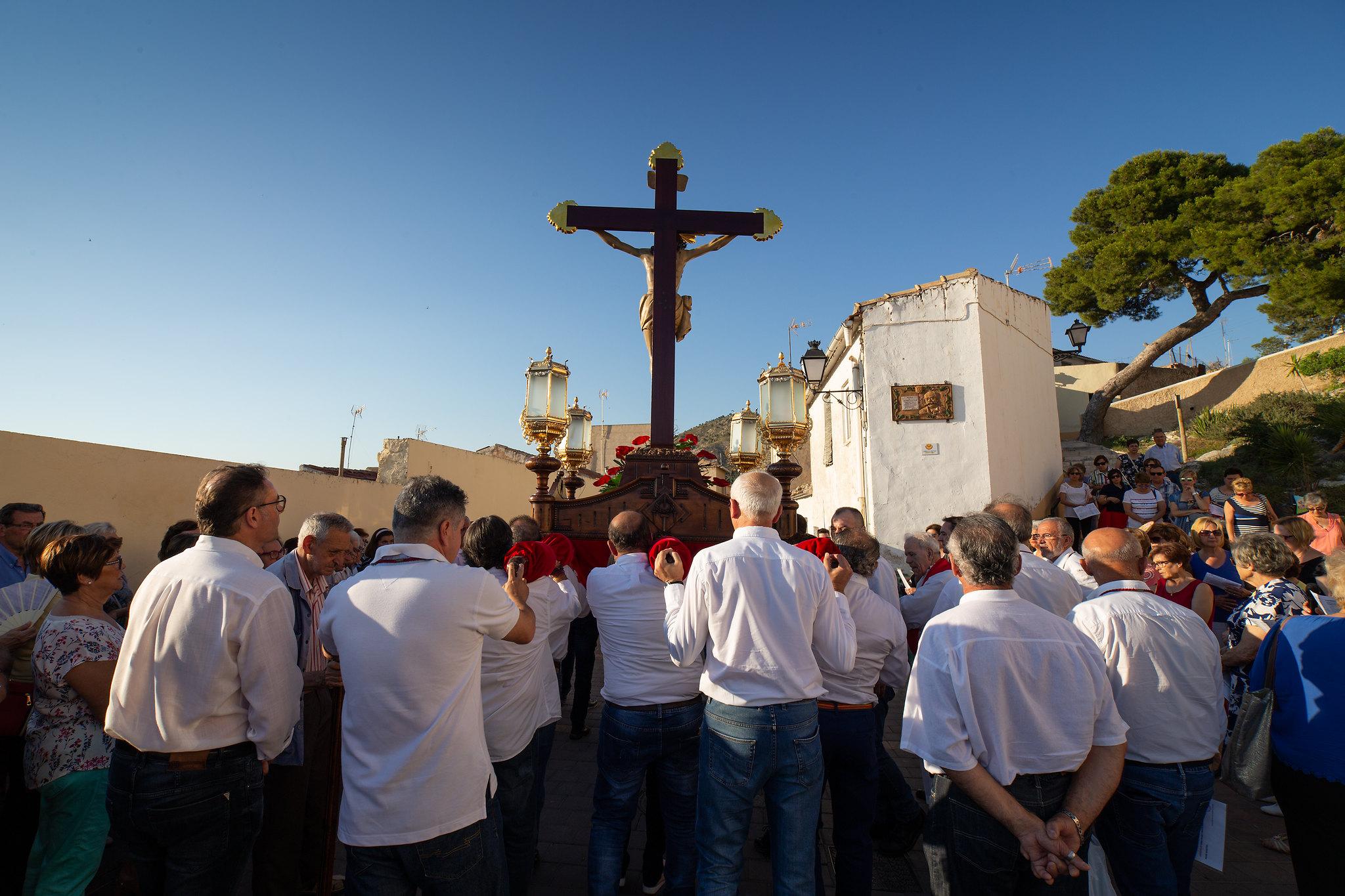 (2018-06-22) - Vía Crucis bajada - Vicent Olmos (08)