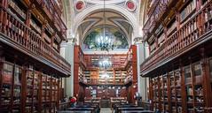 2018 - Mexico - Morelia -  Biblioteca Pública de la Universidad Michoacana