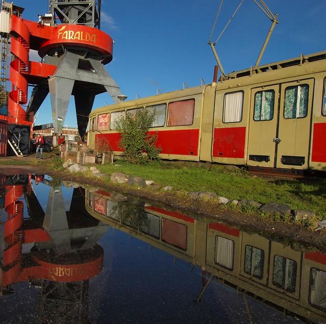 Nsdm wharf Amsterdam