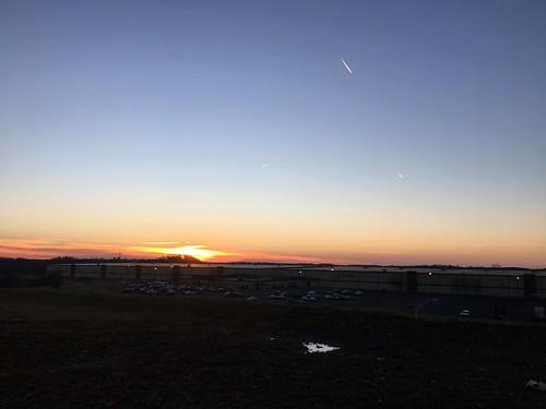 westvirginia sunset
