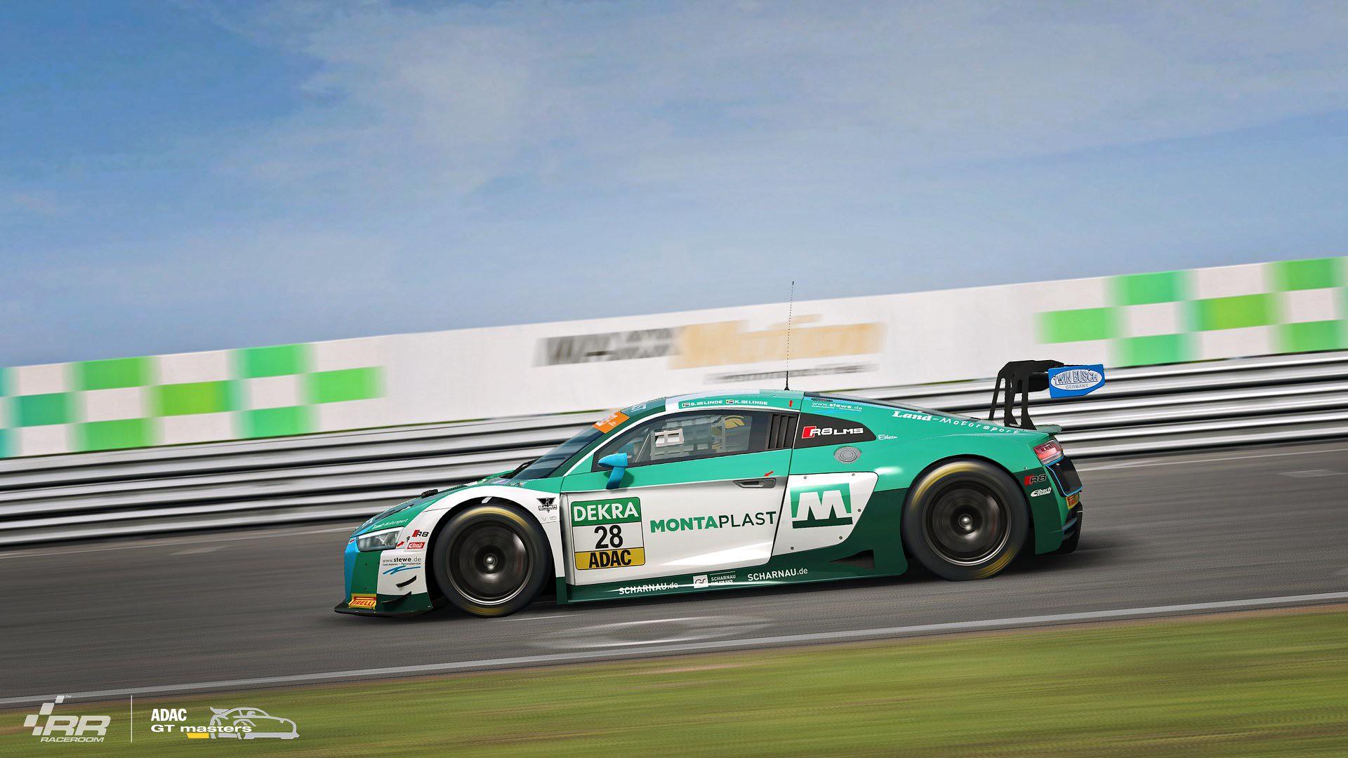 RaceRoom 2018 ADAC GT Audi 2