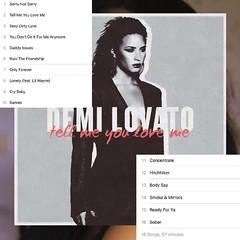 Demi Lovato - Tell Me You Love Me (Deluxe Edition) [request]