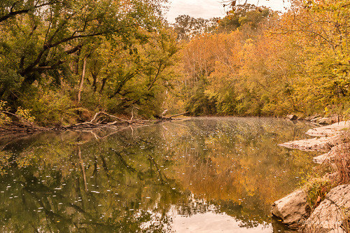 autumn leecountyva nikond7200 sigmalens powellriver water streams rivers reflections backroadphotography