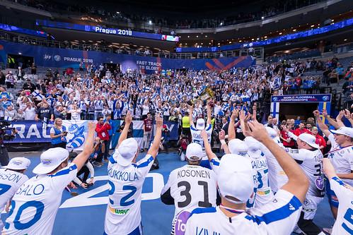 WFC 2018 - Finland v Sweden