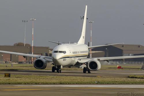 C-40A Clipper 166693 - VR-57 NAS North Island CA | by stu norris