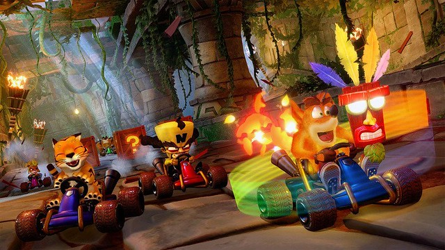 Crash Tream Racing Nitro-Fueled