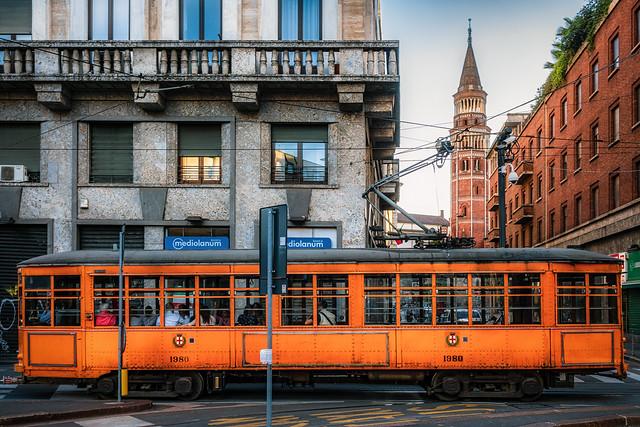 'Historic' tram