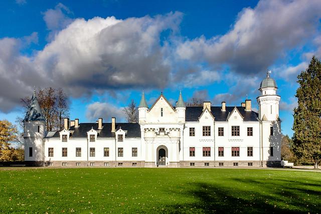 Castillo de Alatskivi en Estonia