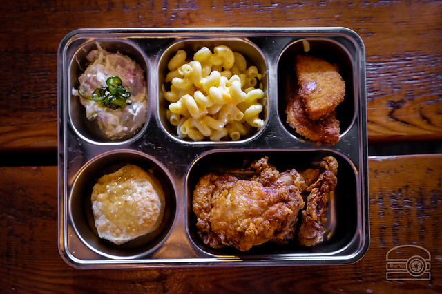 TV Dinner - Nashville Hot Chicken - Home