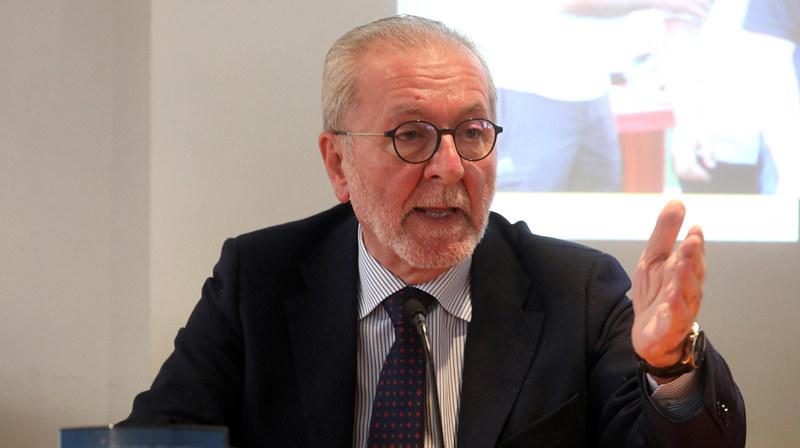 Francesco Ghirelli, presidente della Serie C
